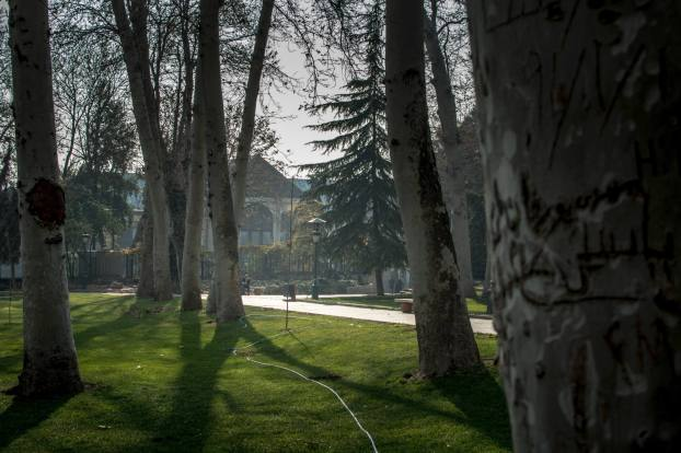 Tehran in December
