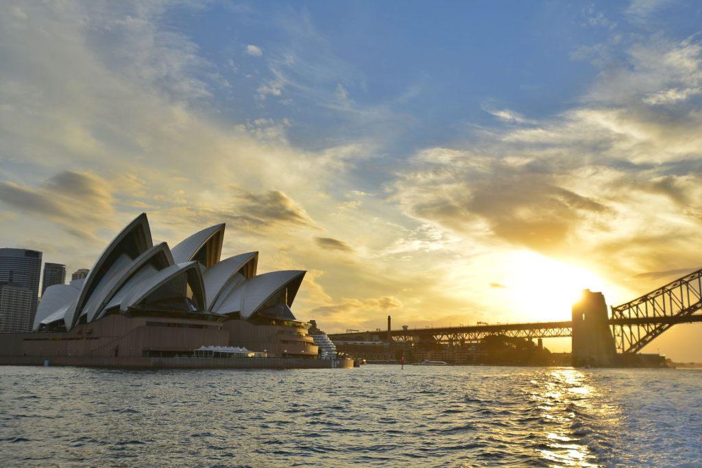 أستراليا والمحيط الهادئ