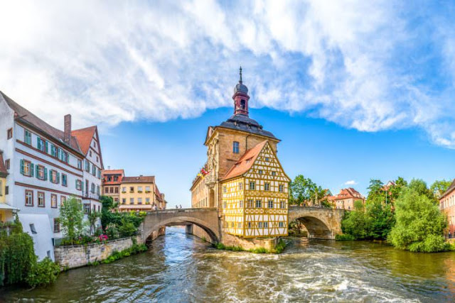 بامبرغ - مدن ألمانية