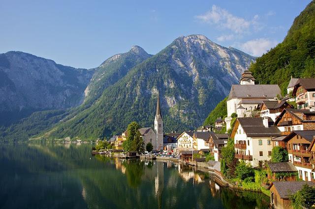 10 بحيرات في أوروبا يجب عليك زيارتها