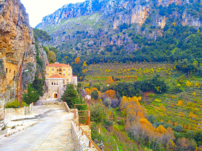 مجموعة صور ساحرة لأجمل المناطق الطبيعية في لبنان