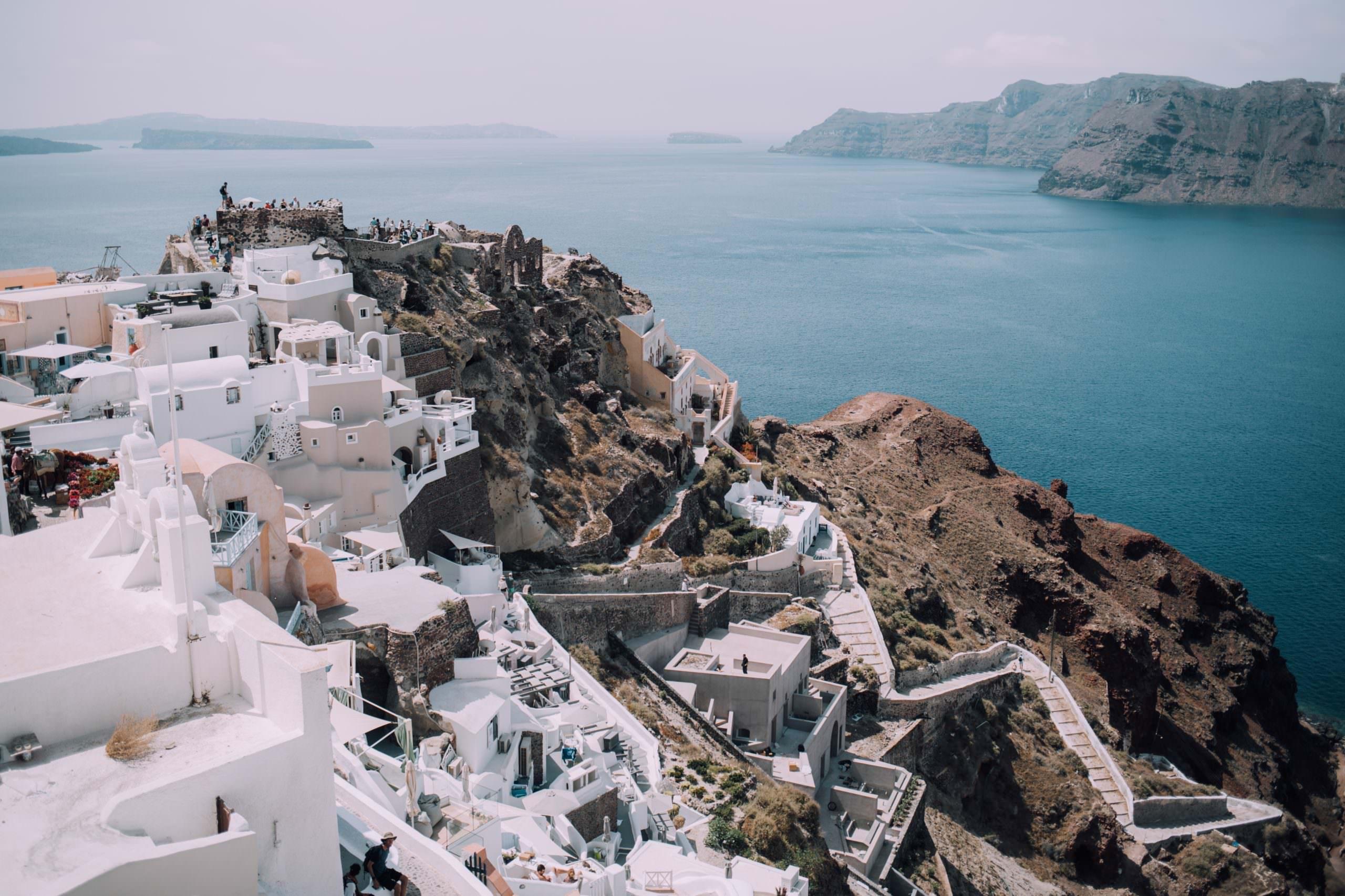 أفضل 10 مدن سياحية في اليونان