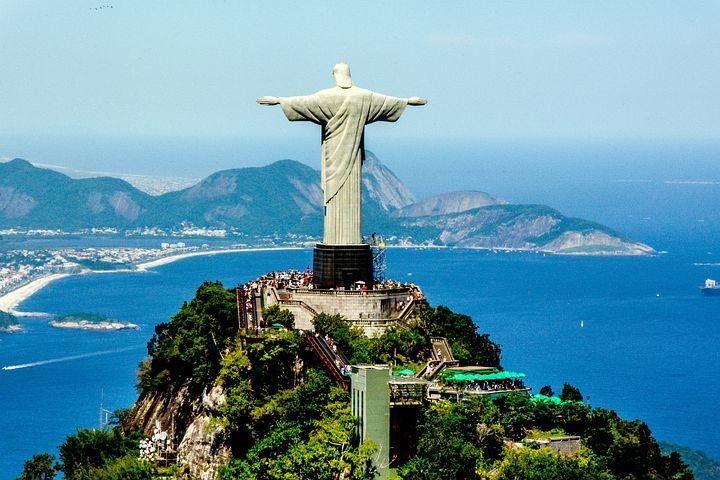 أفضل 10 وجهات للزيارة في البرازيل