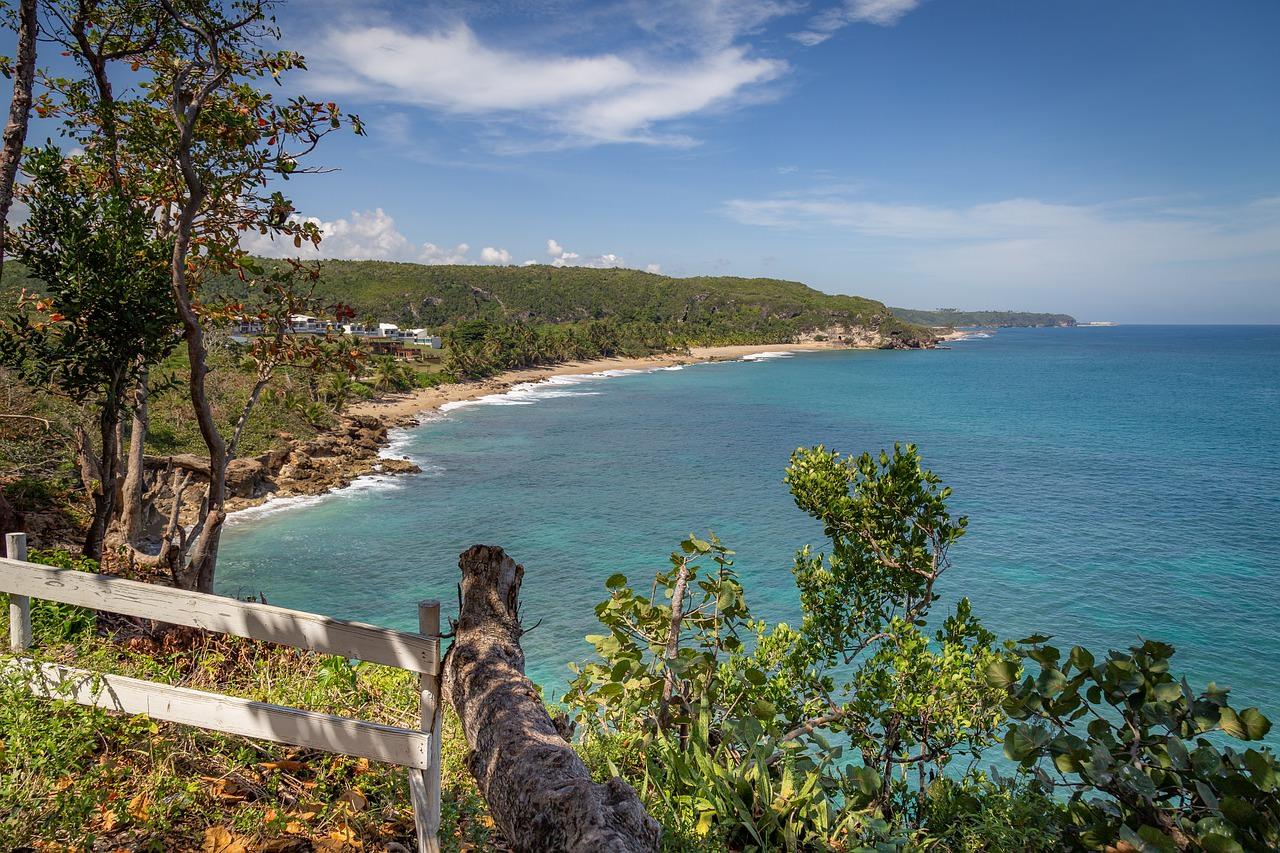 أجمل الأماكن ذات المناظر الخلابة في بورتوريكو