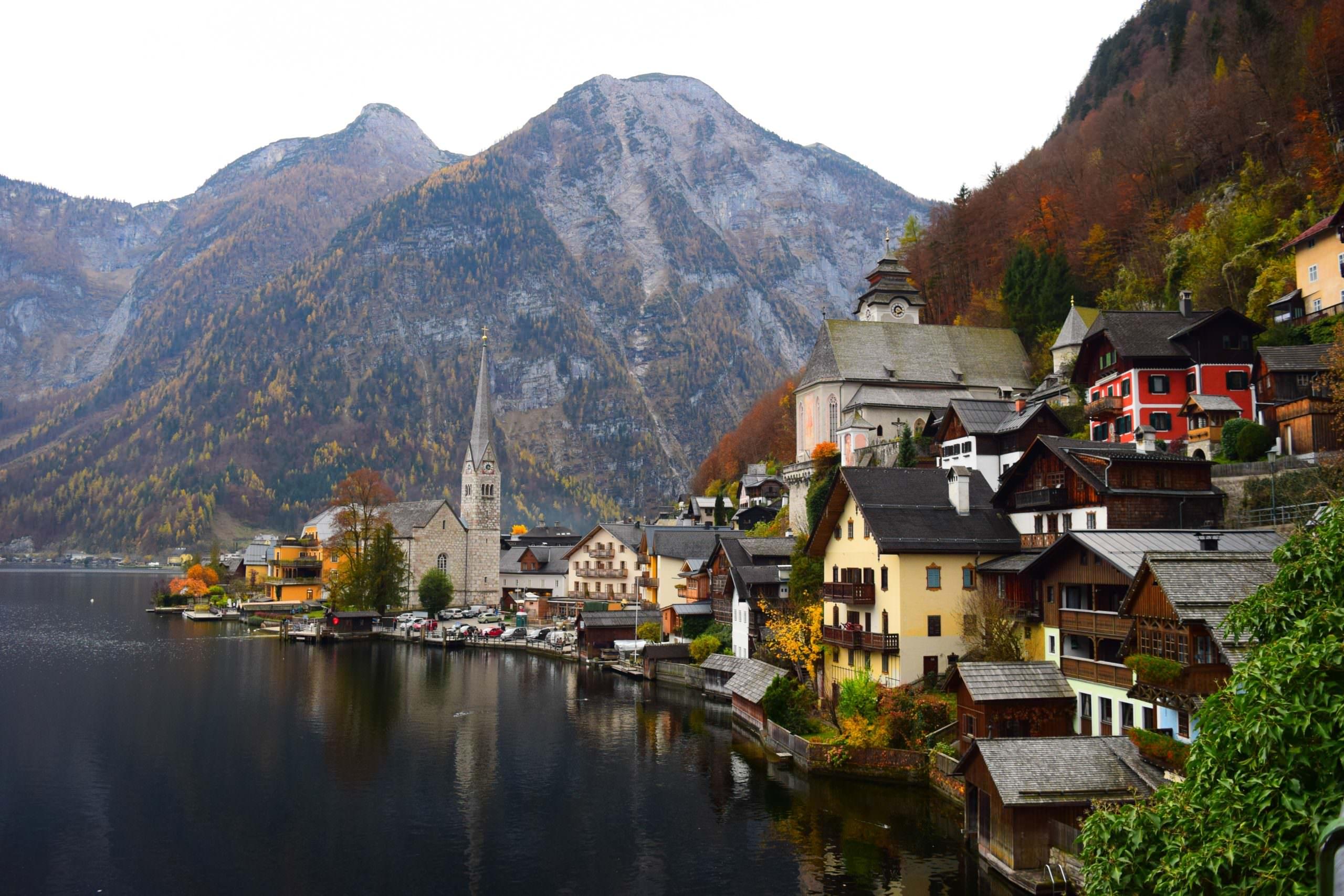 أكثر 8 مدن ساحلية رومانسية في أوروبا