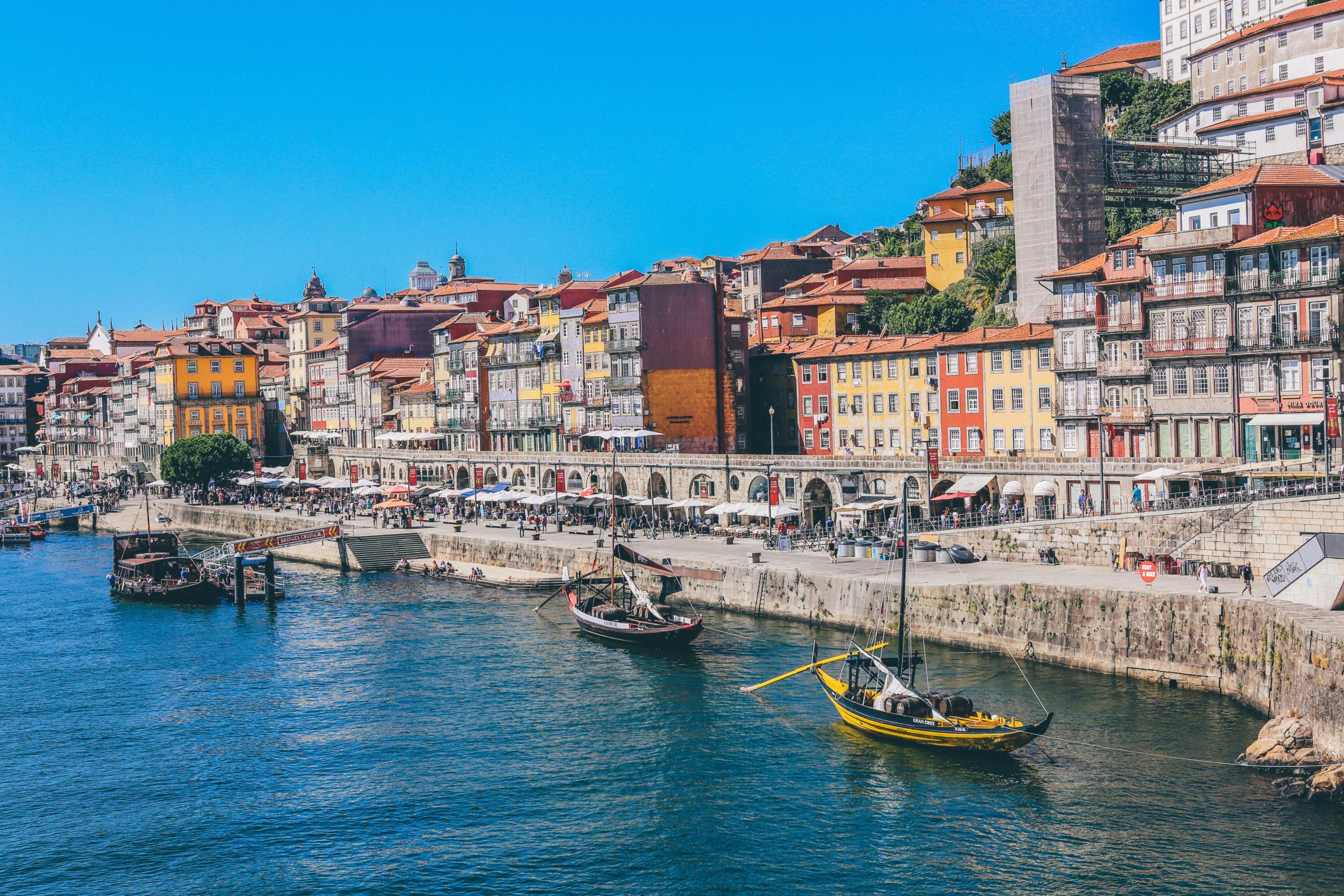 أجمل المدن التي يمكنك زيارتها في البرتغال