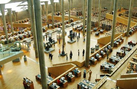 المكتبات