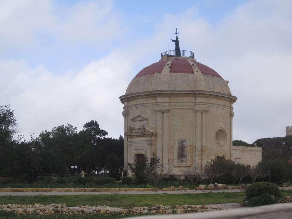 صورة قلعة تل فيرتو - مالطا