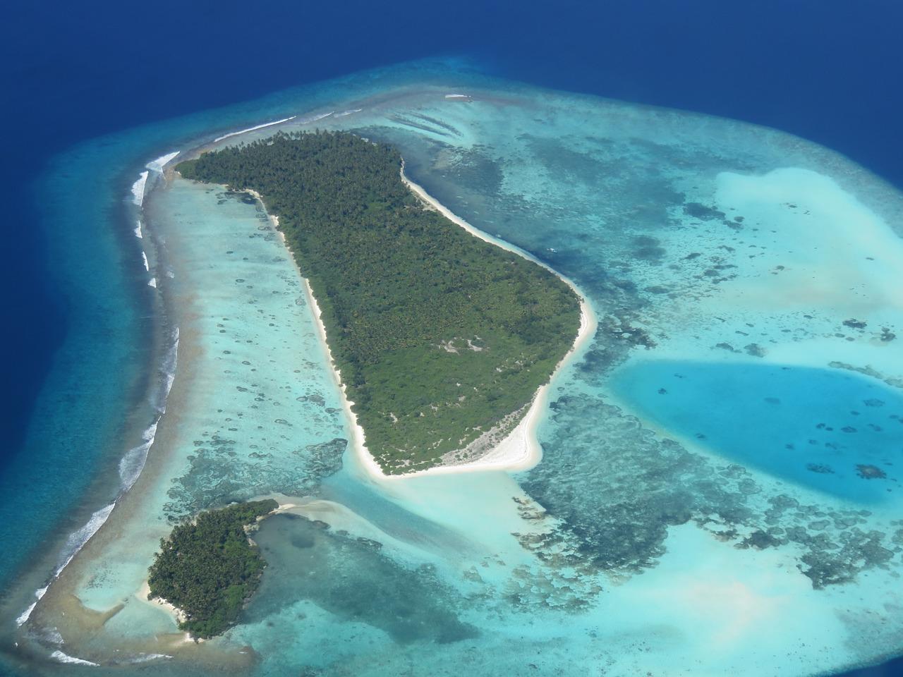 أكثر الجزر المرجانية سحراً في العالم