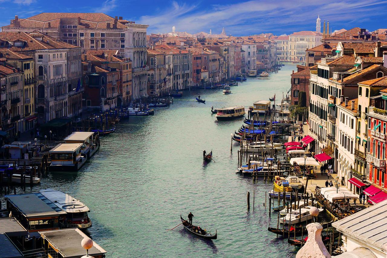 المعالم السياحية التي يجب زيارتها في البندقية