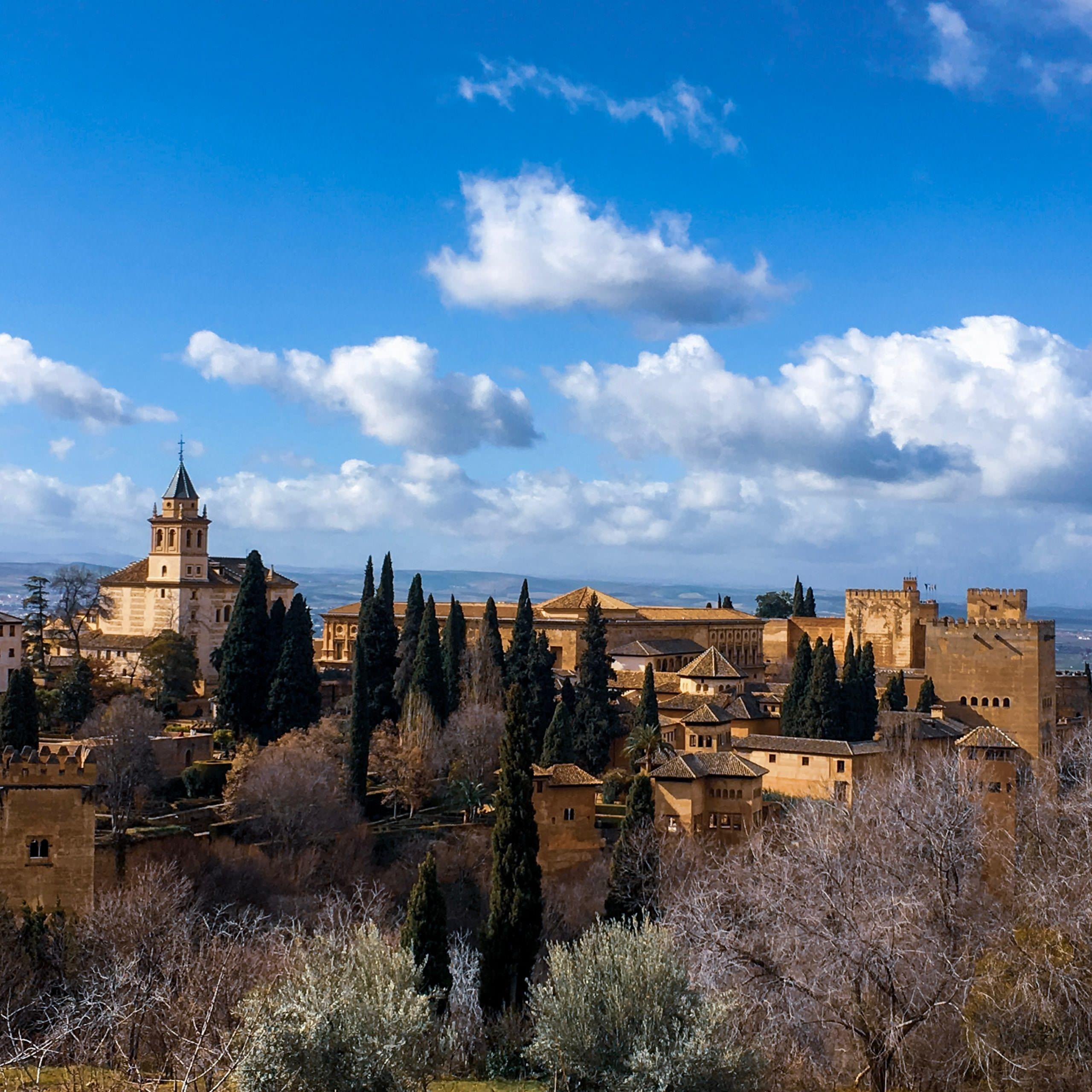 أعلى الوجهات السياحية تقييماً في غرناطة ، إسبانيا