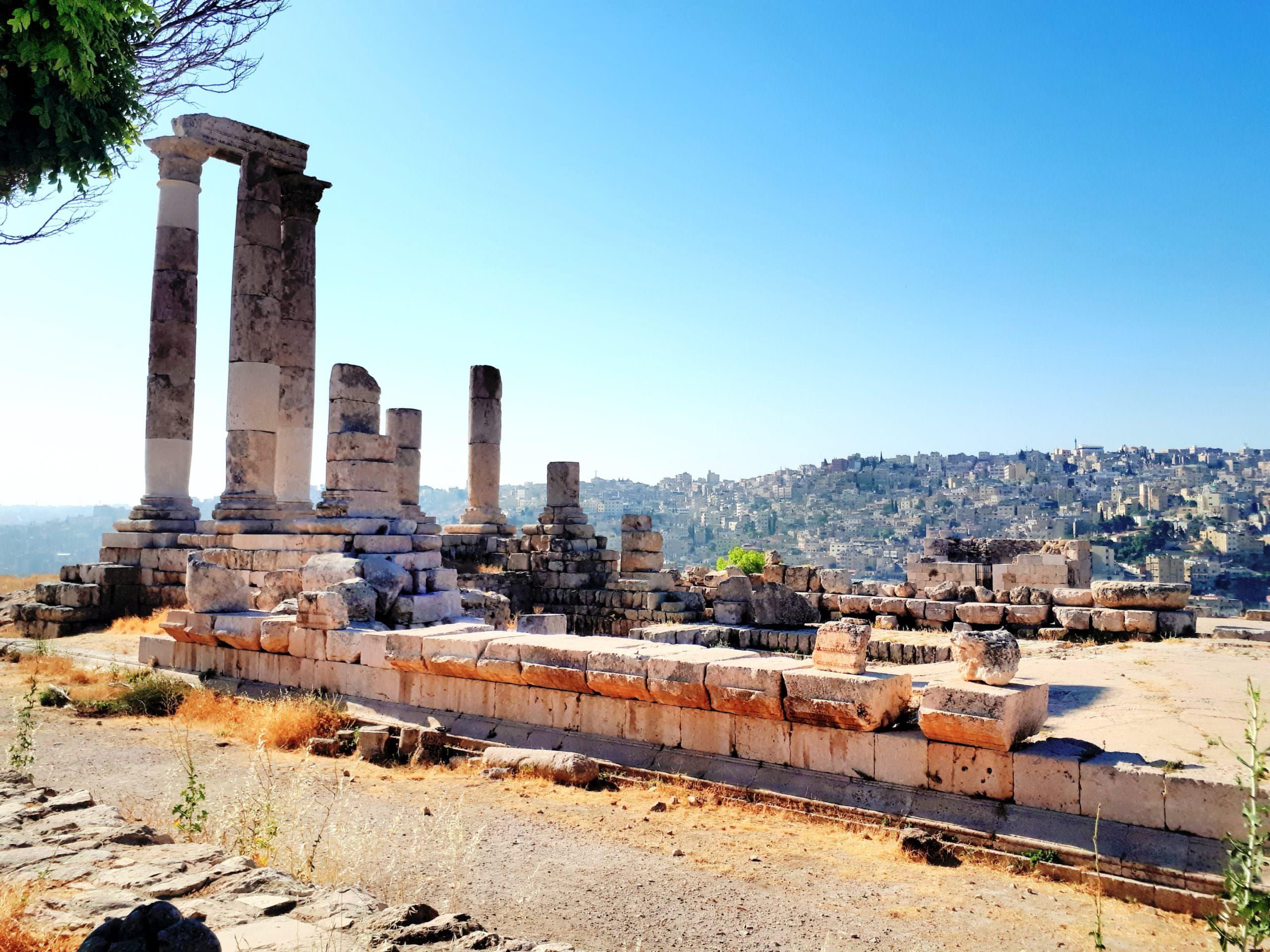 أفضل الأنشطة السياحية التي يمكنك القيام بها في عمّان ، الأردن