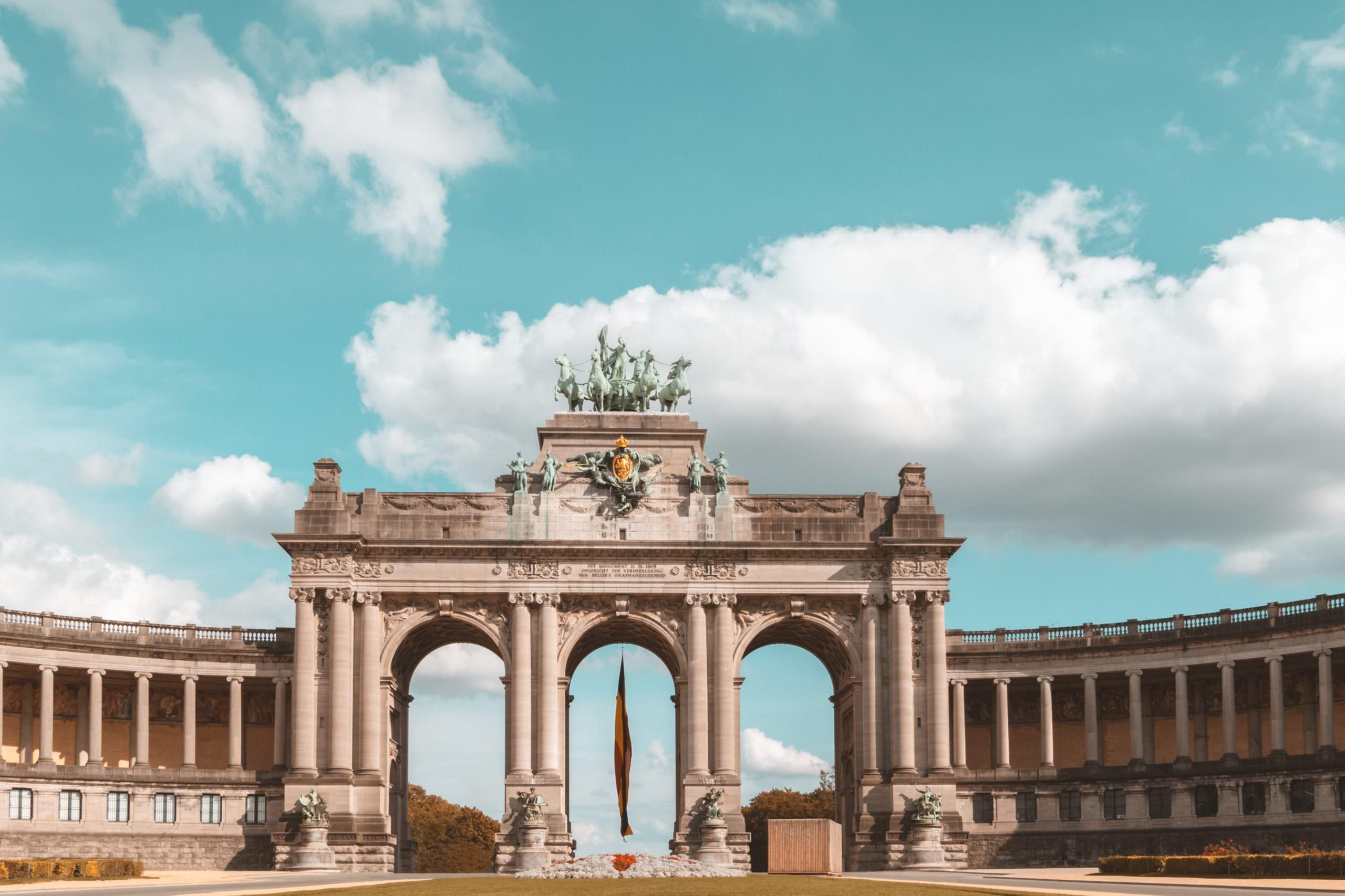 المعالم السياحية التي يجب زيارتها في بروكسل ، بلجيكا