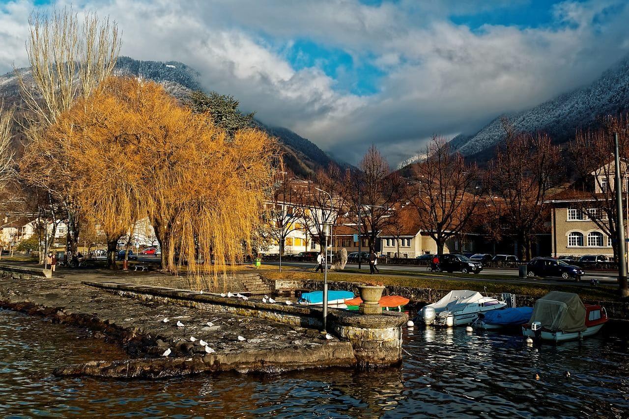 أفضل مناطق الجذب السياحي في لوزان ، سويسرا
