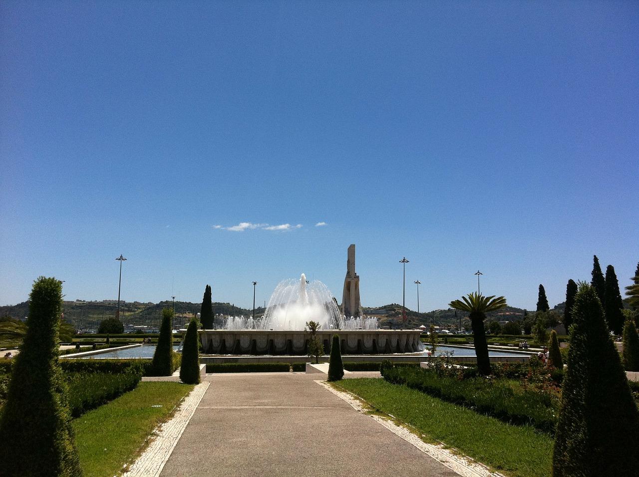 أجمل الحدائق والمساحات الخضراء في لشبونة