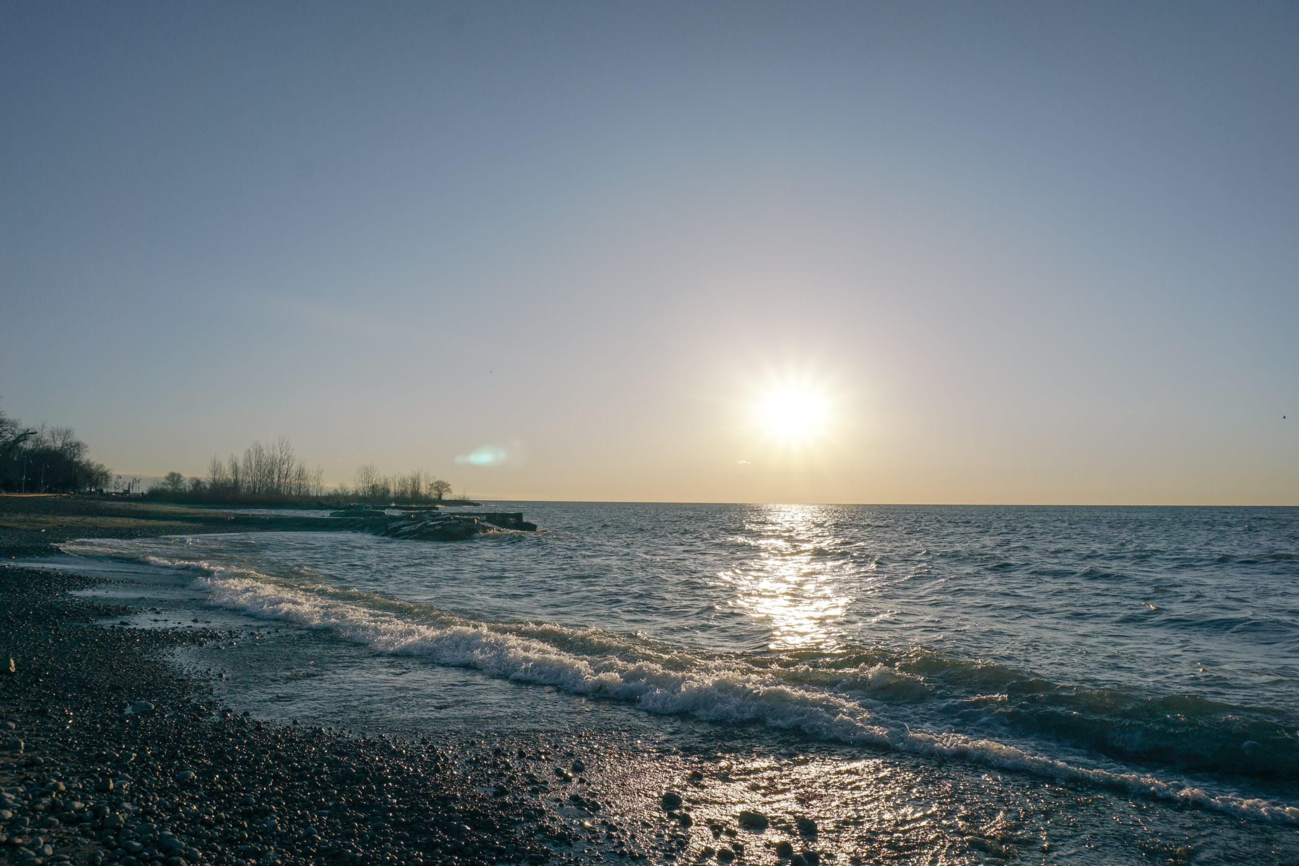 أفضل الشواطئ بالقرب من تورنتو ، كندا