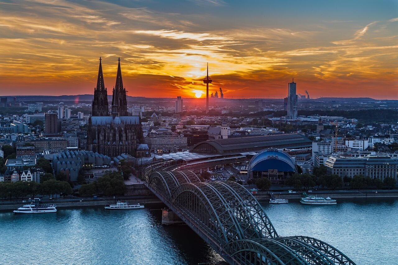 أهم وجهات الجذب السياحي في كولونيا ، ألمانيا