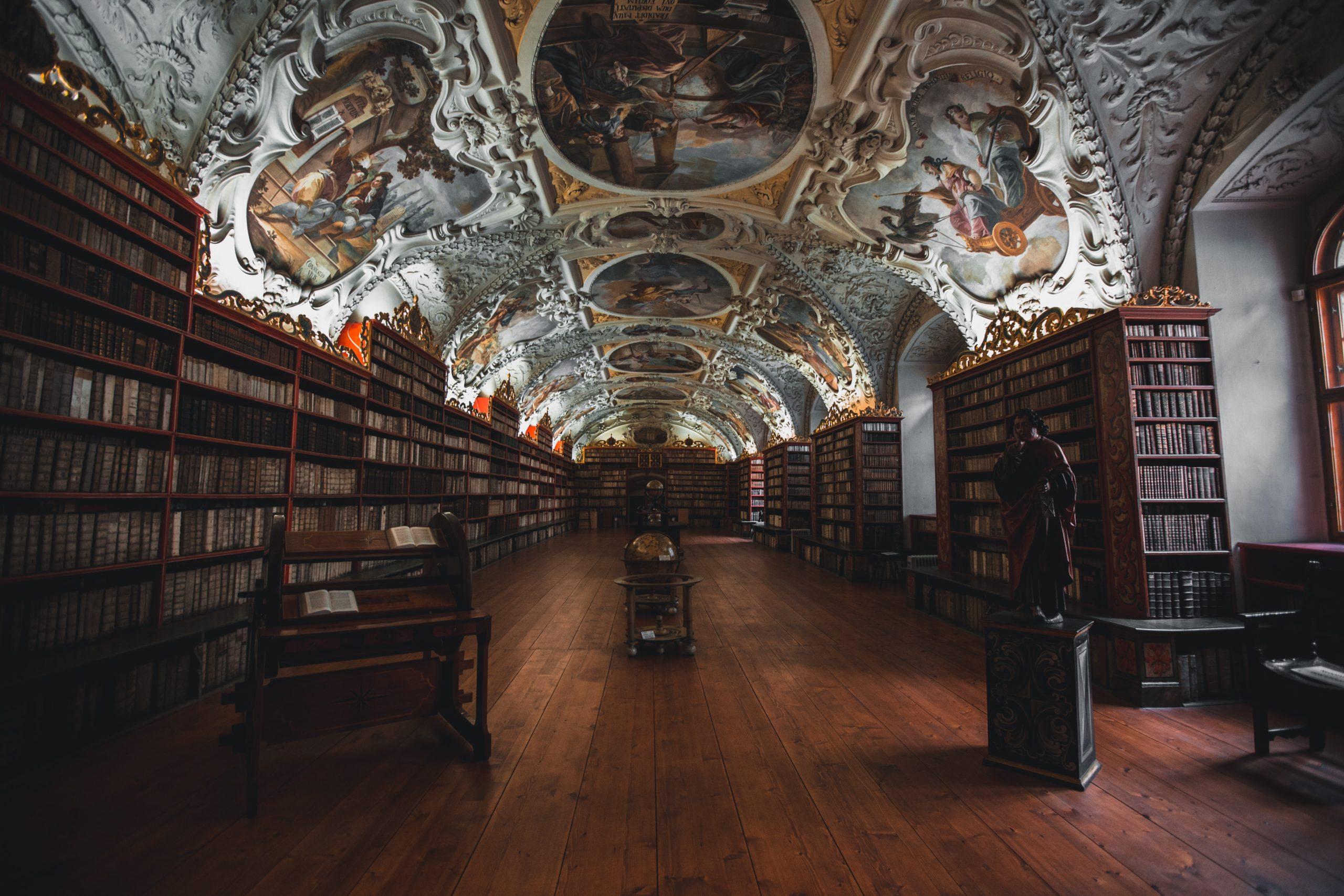 أجمل المكتبات وأعظمها في أوروبا