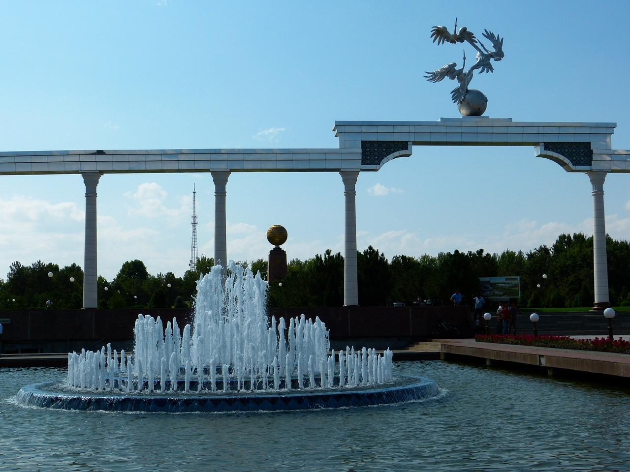 أجمل الوجهات السياحية المميزة في طشقند ، أوزبكستان