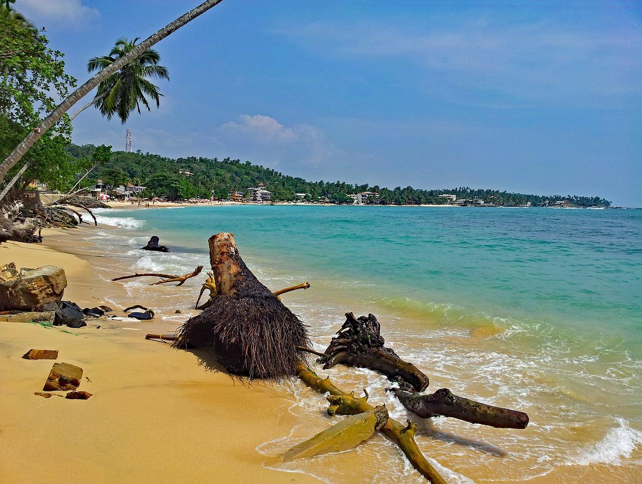 أجمل شواطئ سريلانكا وأكثرها جاذبية وسحراً
