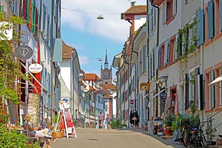 أماكن رائعة للزيارة في بازل ، سويسرا