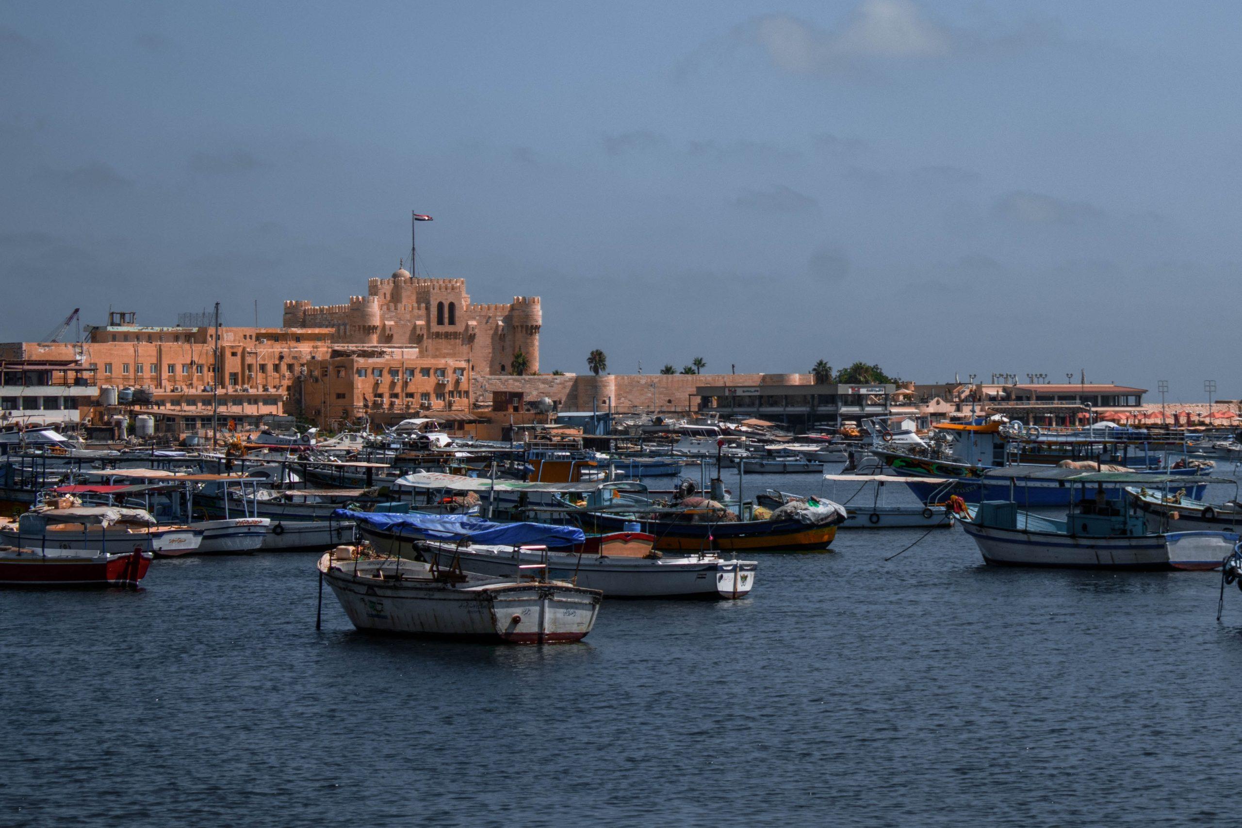 المعالم السياحية الأعلى تقييماً في الإسكندرية ، مصر
