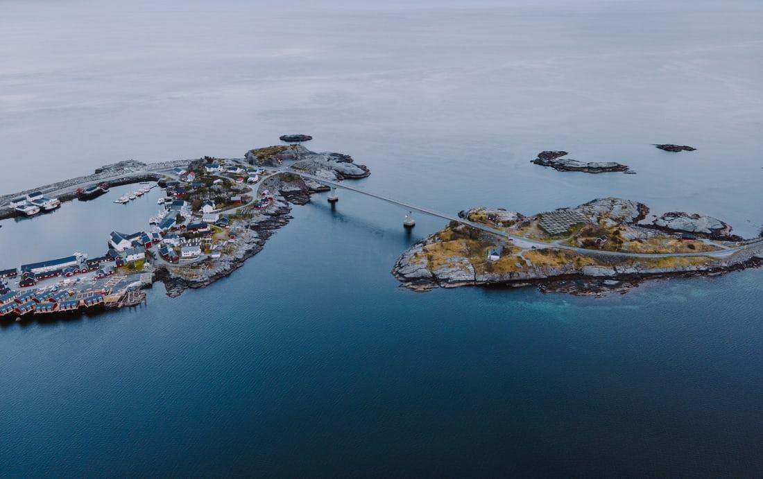 اكتشف جمال جزر لوفوتين الساحرة في النرويج