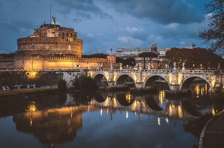 من المعالم السياحية التي يجب زيارتها في روما، إيطاليا
