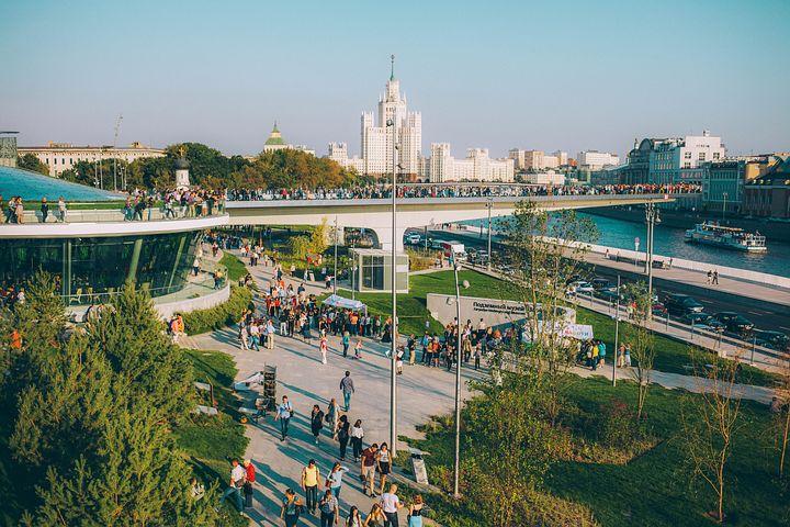 دليل لأجمل المساحات الخضراء في موسكو