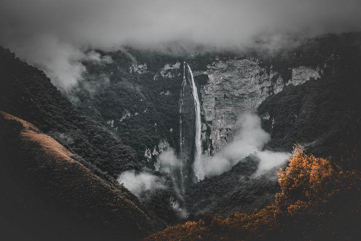 أجمل 7 شلالات في البيرو