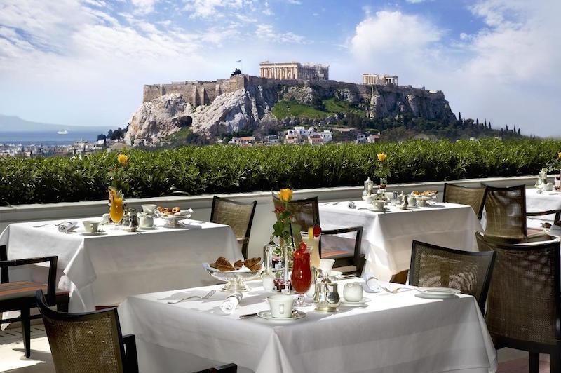 11 من أجمل الفنادق في اليونان