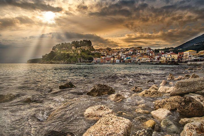 أفضل المدن الصغيرة في اليونان
