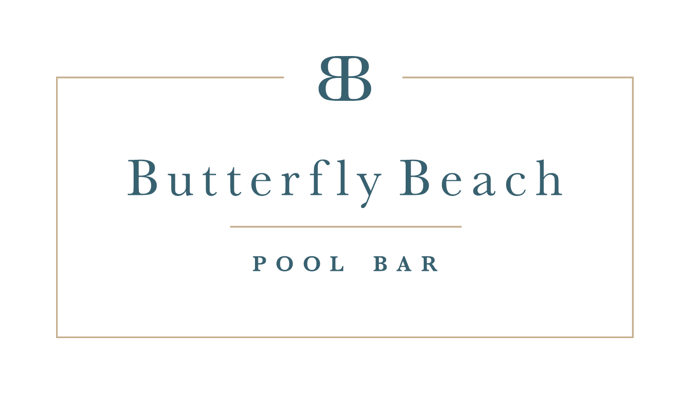 Butterfly Beach Logo