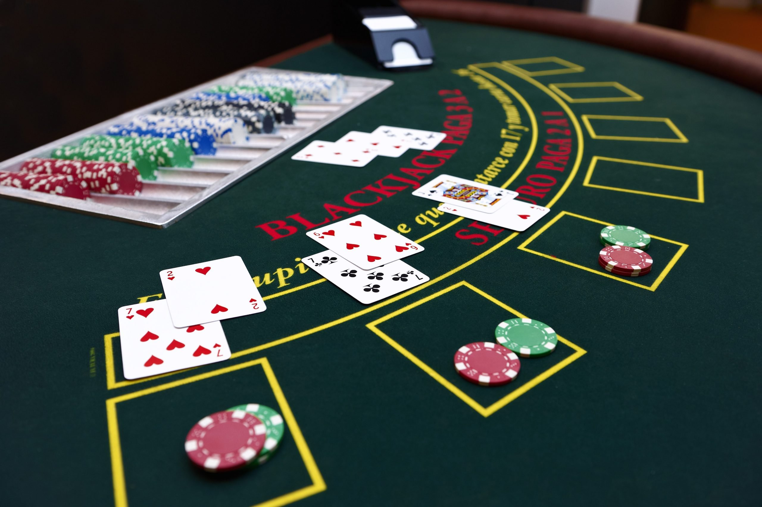 how to play black jack