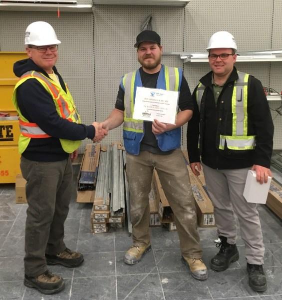 March GEM Award Recipient – Chad. A