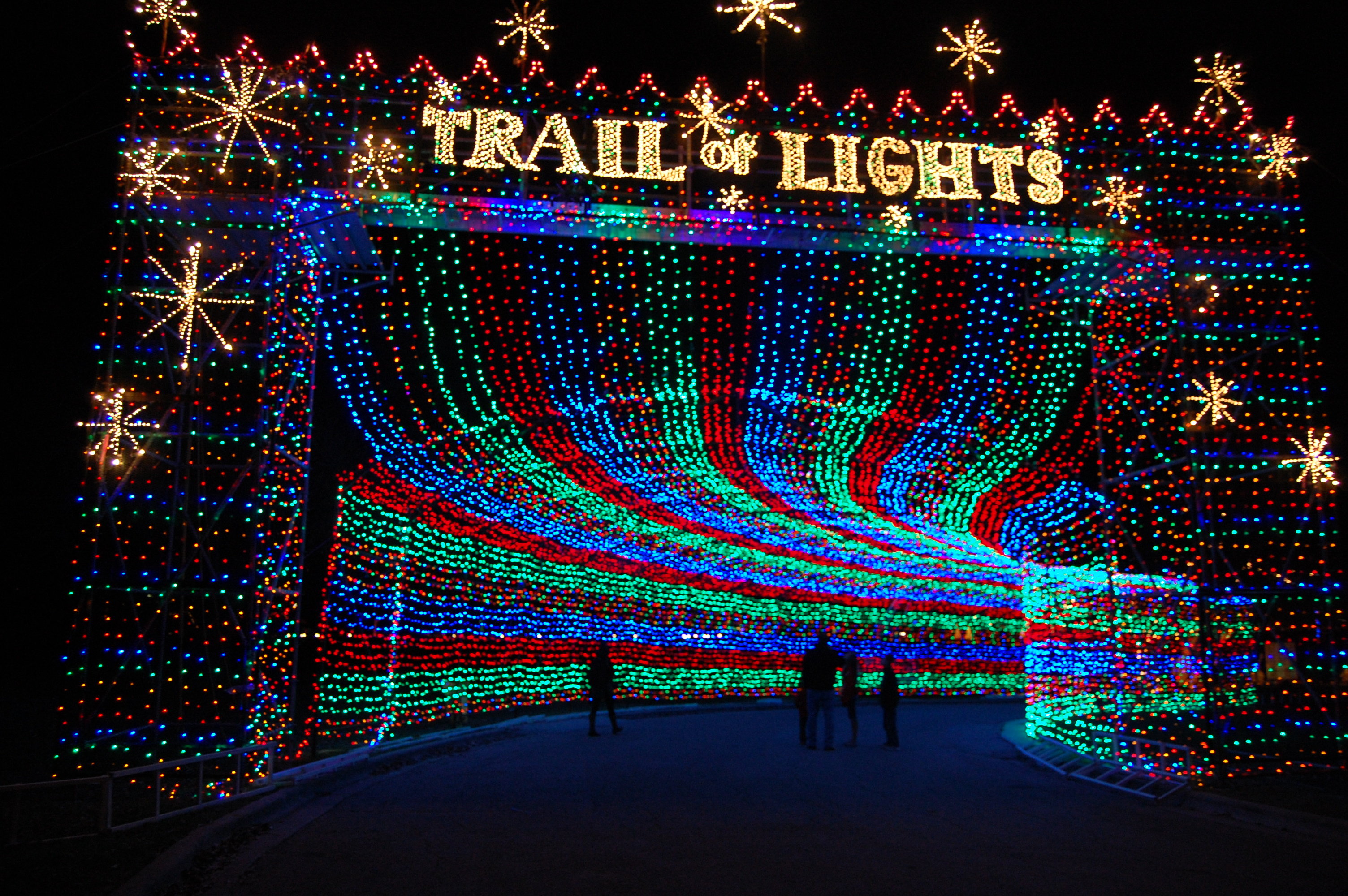 10 Things You Must See At The Austin Trail Of Lights