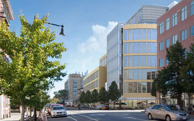 300 Mass. Ave. - Approved Design