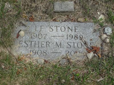 I. F. Stone