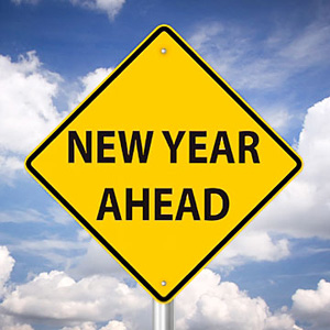 New Year Ahead!