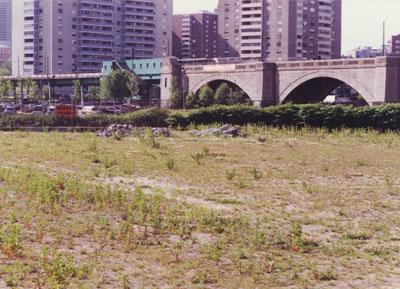 North Point Park site - 1990