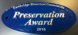 Preservation Awards