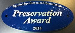 2014 Preservation Awards