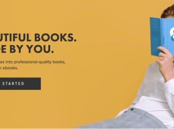 Blurb – self-publishing and marketing platform