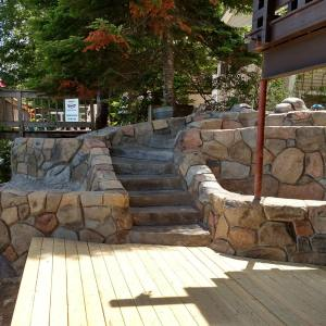 Walkways and Patio Spaces