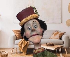 Marionnette-noël