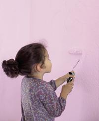 Farbwelten im Kinderzimmer