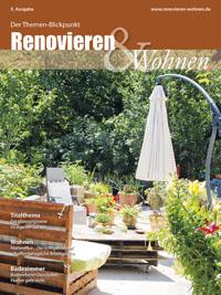 Renovieren & Wohnen Ausgabe 5