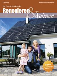 Renovieren & Wohnen Ausgabe 6