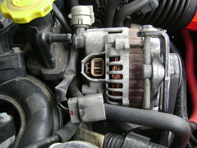 DIY: Remove Alternator