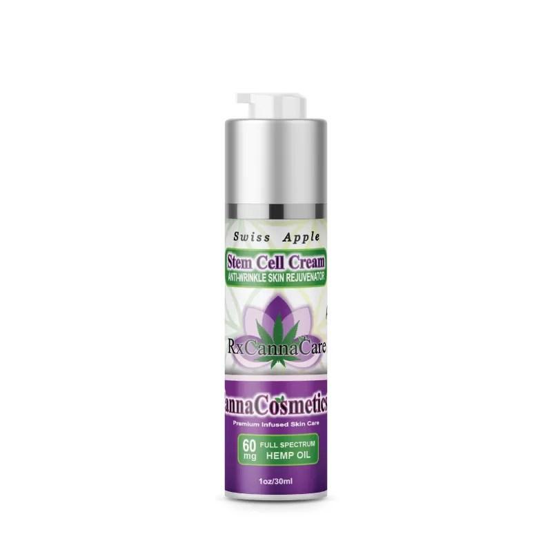 Canna Cosmetics CBD Apple Stem Cell Cream